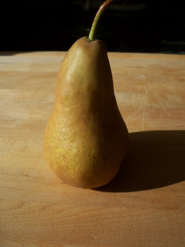Pear in the Dark