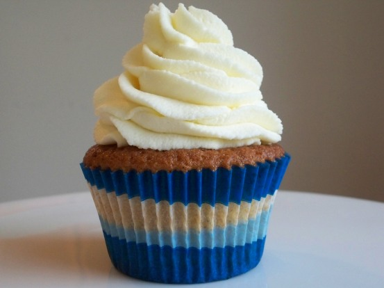 Browned Butter Cupcake