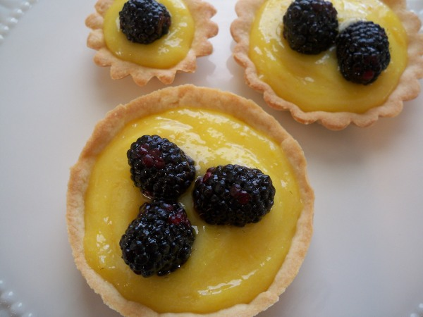 Tarts Small Medium Large