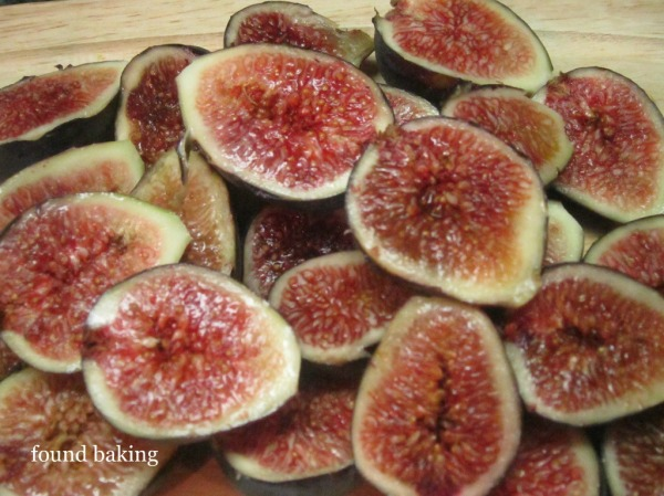 Fresh Fig Slices